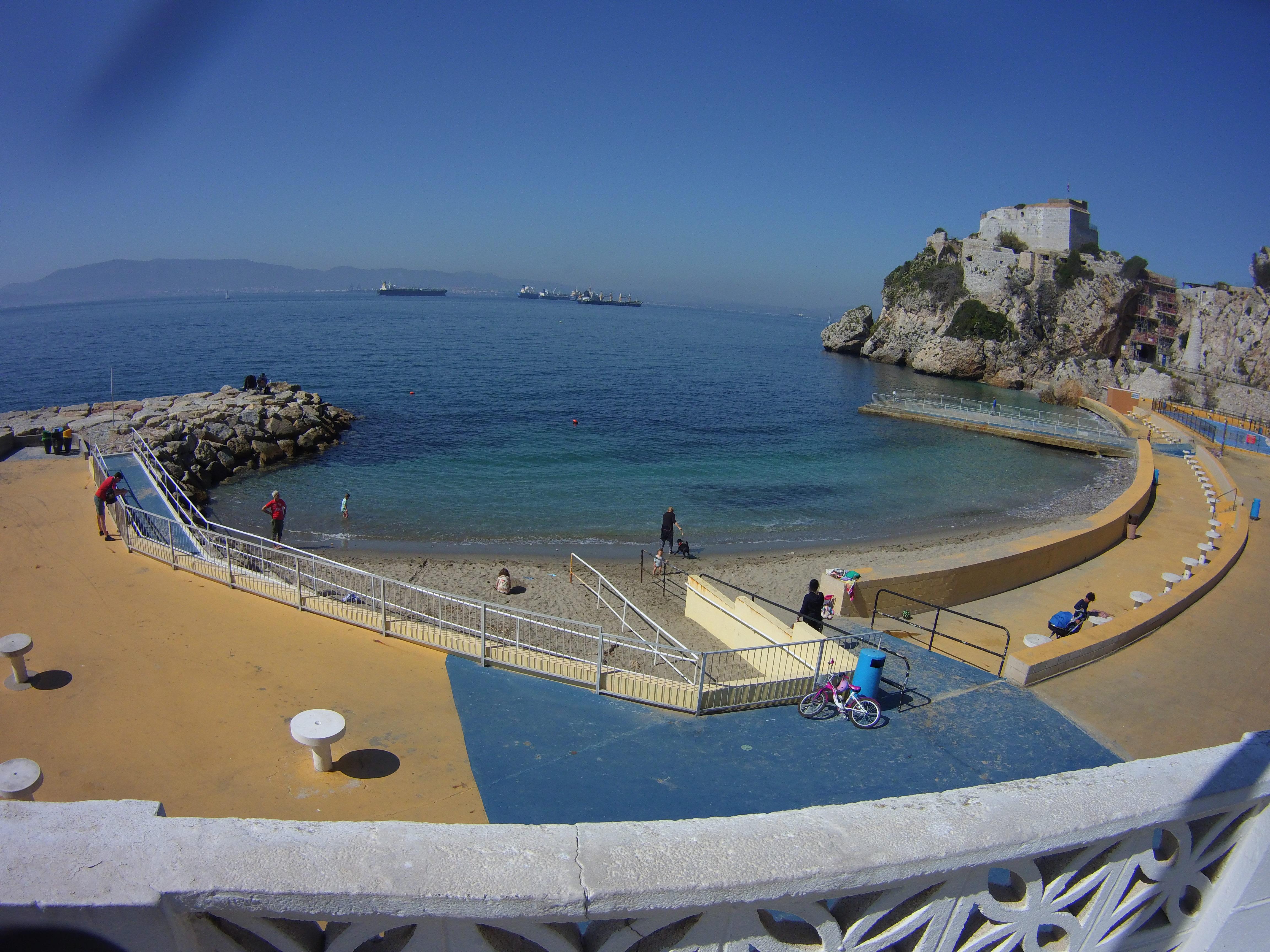 Camp Bay Gibraltar