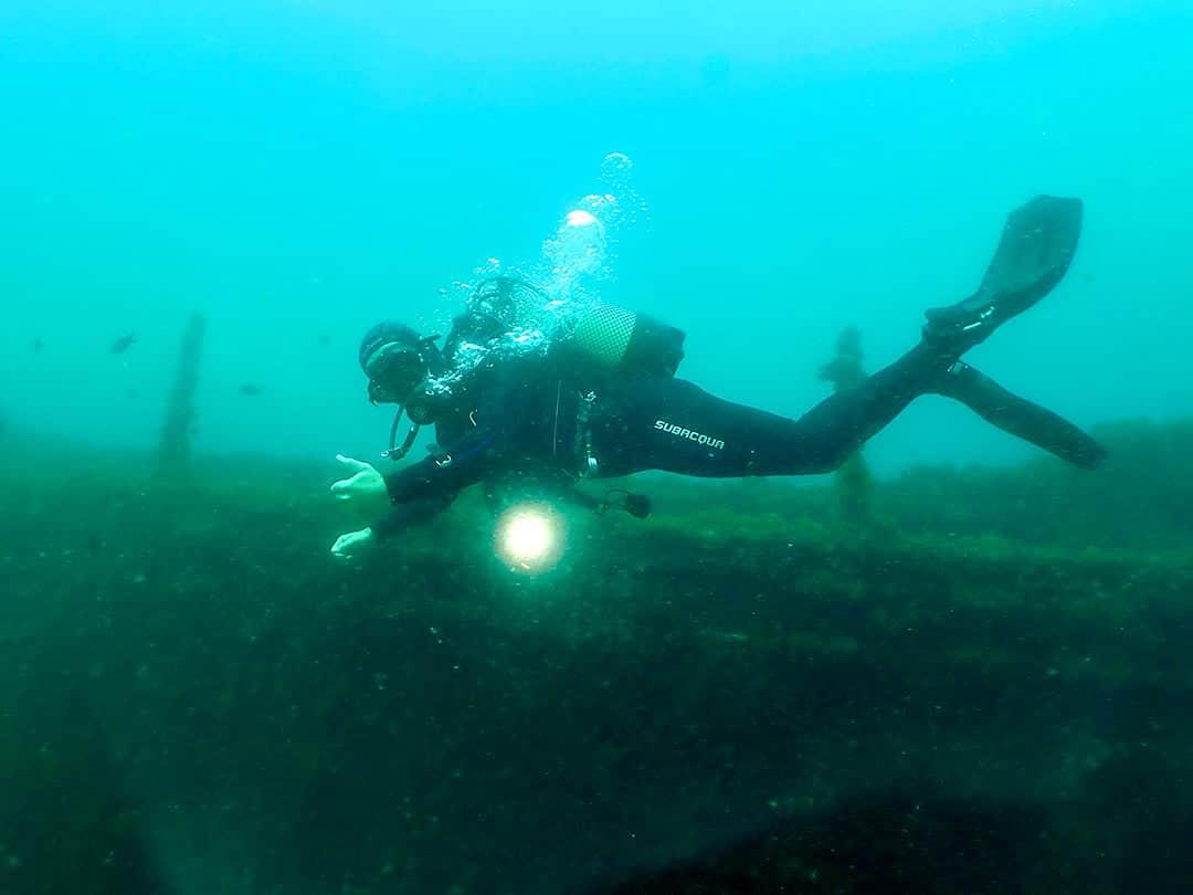 gibraltar wreck